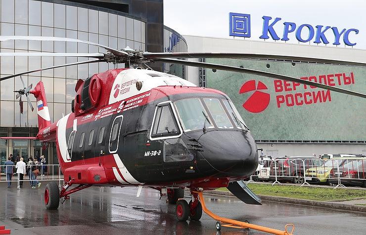 UEC iniciará a produção em massa de motores para o Mi-38 em substituição aos modelos Ucranianos