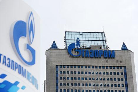 Gazprom pretende desativar gasoduto que passa pela Ucrânia