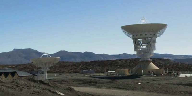 Estação espacial chinesa na Patagônia é motivo para alarme?