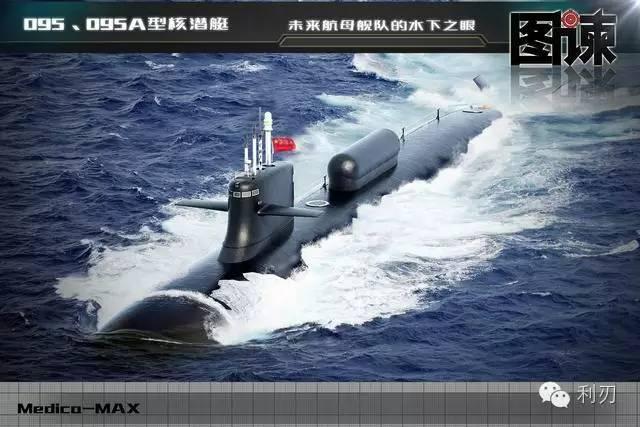 O novo submarino nuclear de ataque da Chinês Tipo 093B está a altura das versões melhoradas dos navios americanos da classe  Los Angeles?