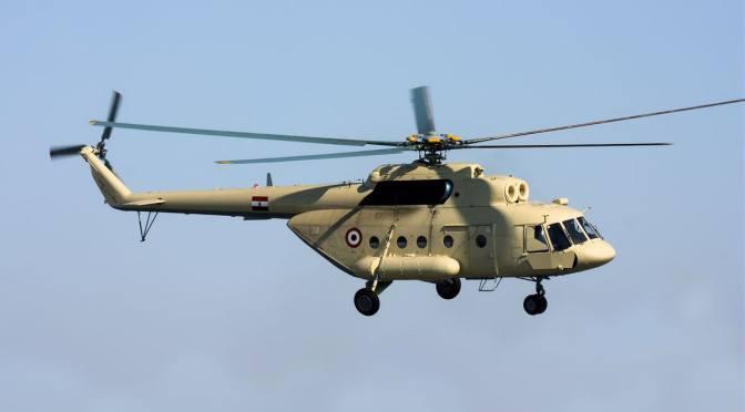 Perspectivas no mercado de helicópteros no Norte da África