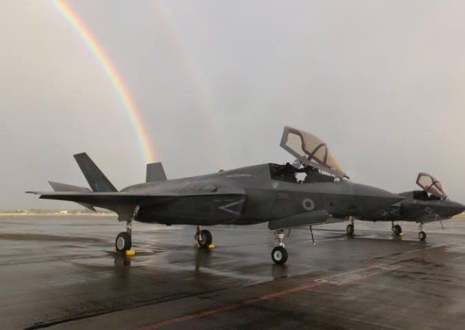 Foto: Sargento Ross Tilly (RAF)