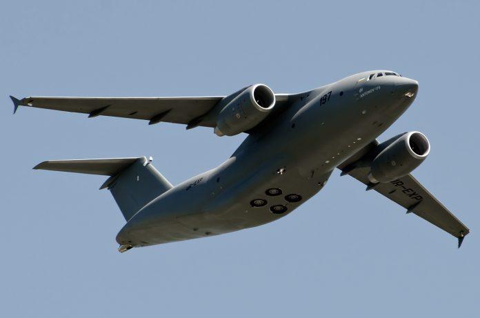 Azerbaijão faz o pagamento adiantado para duas aeronaves ucranianas AN-178