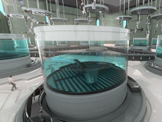 BAE Systems desenvolve computador que constrói objetos através de reações químicas