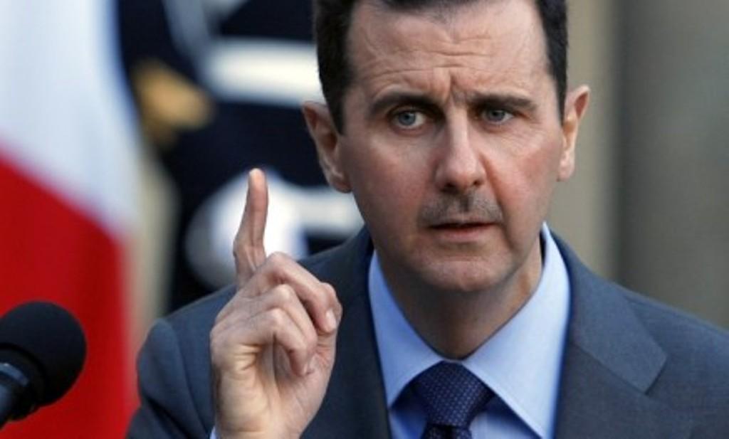 Assad: Rússia nunca falou sobre transição na Síria