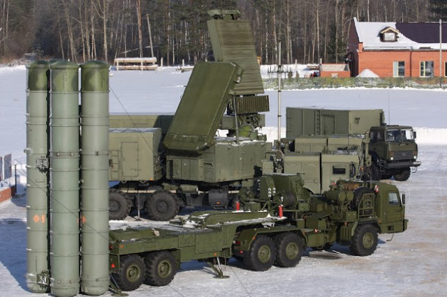 India likely to buy Russian S-400 Triumf air defence missile system