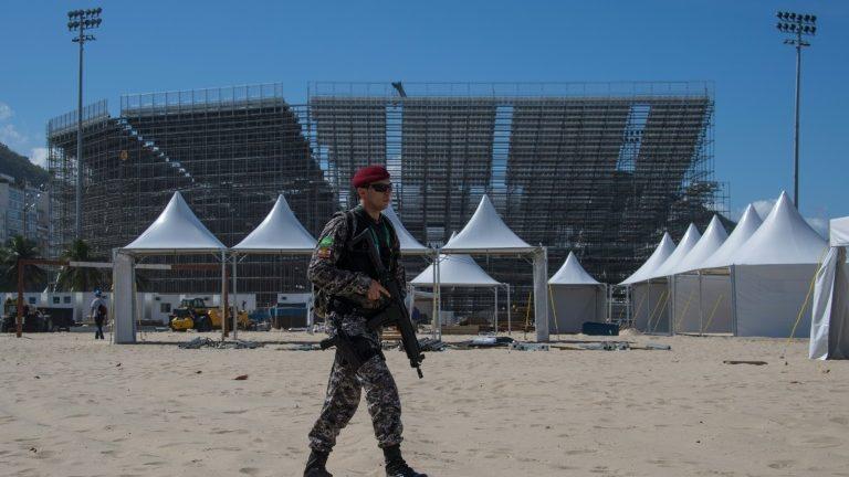 Welcome to hell : Jogos Olímpicos do Rio, um 'inferno' para a segurança?