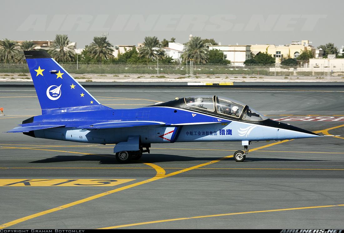 Uruguai envia comitiva militar a China para avaliação de aviões L-15 e Helicópteros Z-9