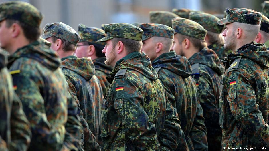 GUERRA AO TERROR: Mobilização militar para combate interno ao terror pode começar em breve na Alemanha