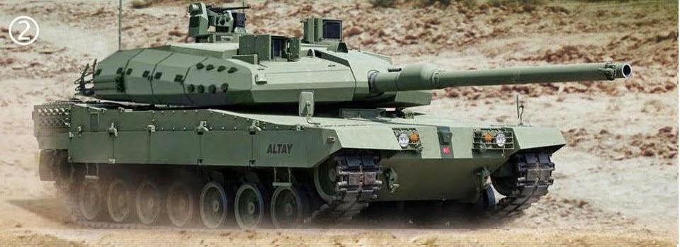 Turquia, Alemanha e Malásia, estão juntas num esforço para oferecer novos produtos de defesa para o mercado exterior