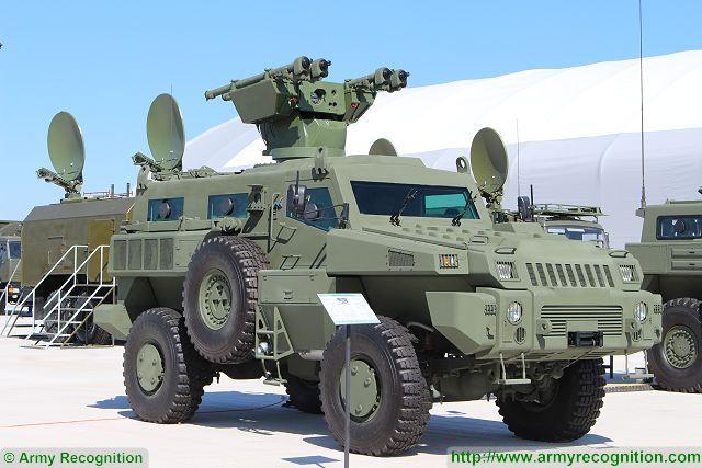 Cazaquistão recebe primeiro lote de Veículos MRAP Arlan 4×4.