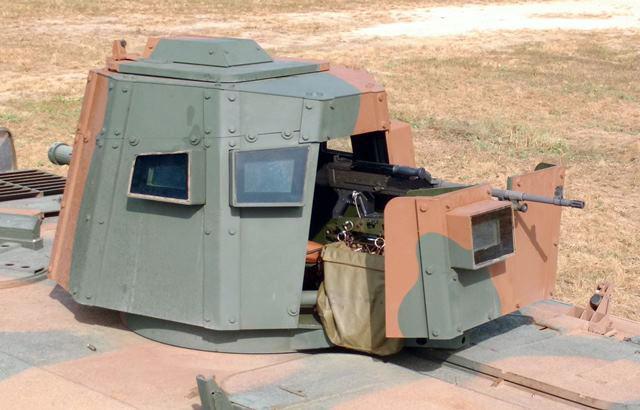 Exército brasileiro prepara a aquisição de 1.785 estações de arma protegidas para as suas viaturas blindadas Guarani e LMV Iveco