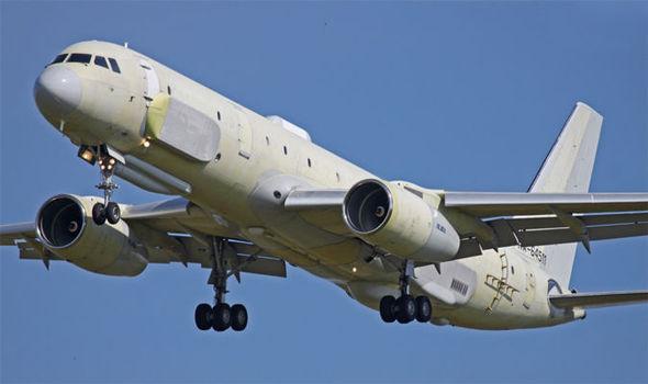Revelado o novo avião SIGINT/ELINT da Rússia – Tu-214R