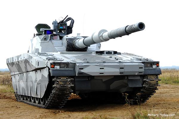 Video: Hagglunds Vehicle CV 90120 light tank