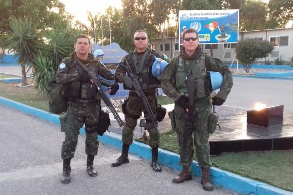 FAB PÉ DE POEIRA: Experiência em Missão de Paz aplicada na formação de novos sargentos