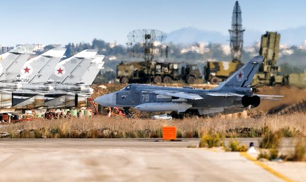 Rússia restaura rede de aeródromos no exterior