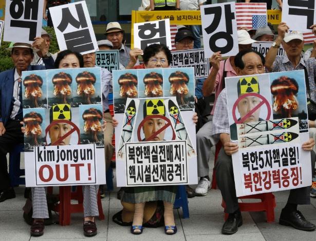 Conselho de Segurança prepara novas sanções contra Coreia do Norte