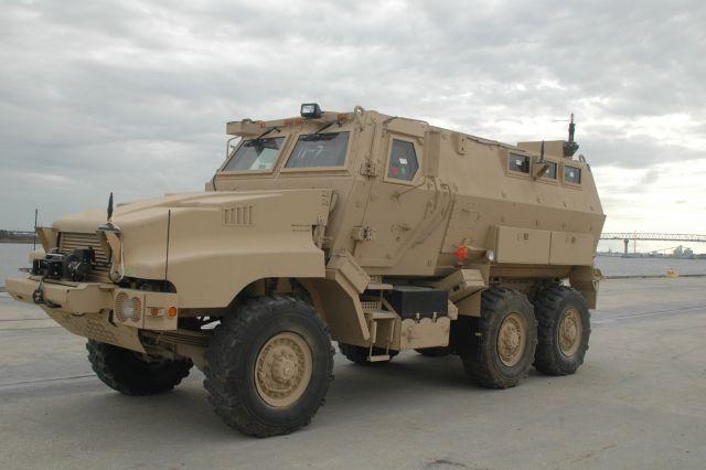 MRAP: Família BAE Systems Caiman