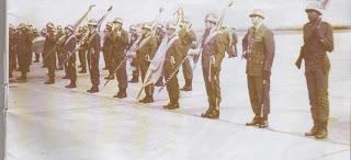 FAB PÉ DE POEIRA: Infantaria de Guarda uma viagem pelo tempo…