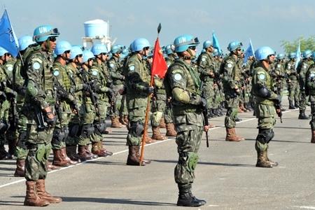 O Brasil vai enviar tropas para outra missão de paz após deixar o Haiti?