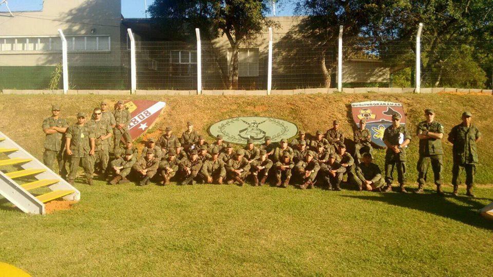 ADSUMUS:Batalhão de Defesa Nuclear, Biológica, Química e Radiológica de ARAMAR realiza Curso de Adestramento de Cães de Guerra