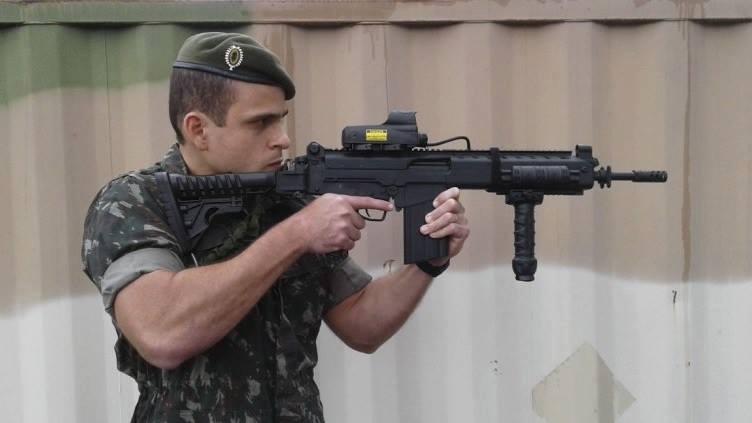 IMBEL IA2:  Exército vai começar a testar novo fuzil IA2 – 7.62x51mm