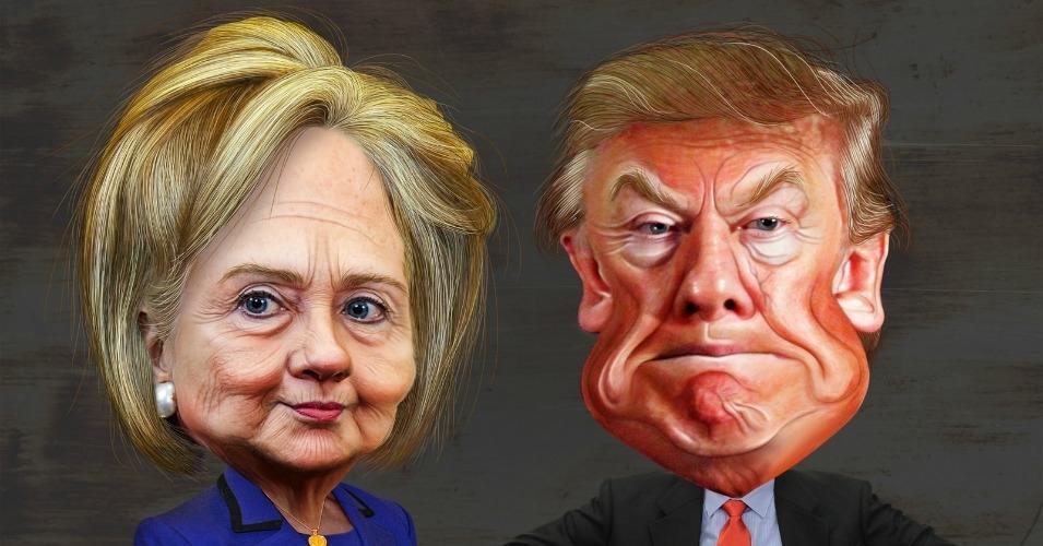 HANGOUT PLANO BRASIL - Eleição Presidencial Americana 2016
