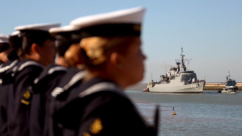 ESPECIAL Fraterno XXXIV: Marinhas da Argentina e do Brasil vão rever, esta semana, as suas táticas de guerra antiaérea, de superfície e antissubmarina