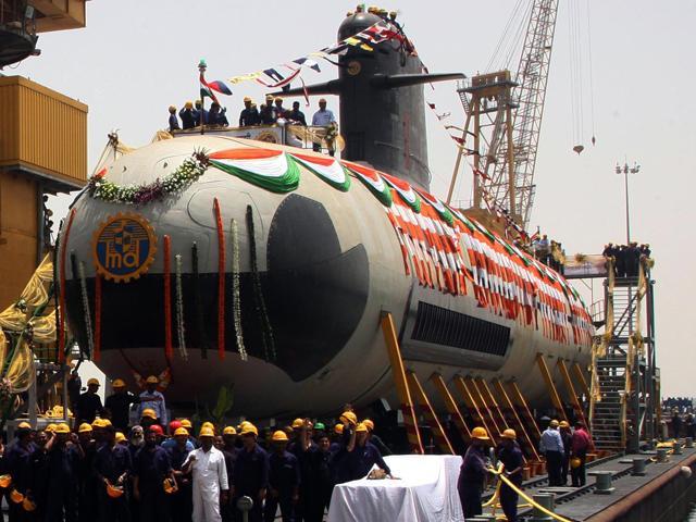 Pesquisa do AIP indiano avança, mas a Marinha da Índia não espera recebe-lo a tempo de equipar nem o último dos seus submarinos Scorpène (em 2021…)