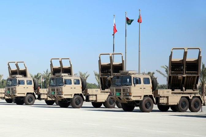NORINCO entrega primeiro lote de Lançadores Múltiplos de Foguetes SR-5 ao Exército do Bahrein