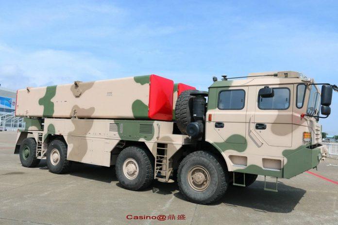 Enquanto a Avibras desenvolve o seu 'Míssil Tático de Cruzeiro', os chineses lançam no mercado o M20, lançador de mísseis táticos capaz de alcançar alvos situados a até 400 km de distância