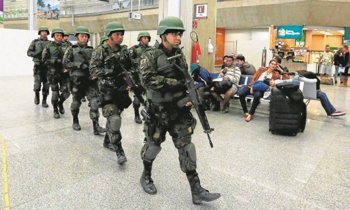 Forças Armadas participam de seminário sobre segurança nos Jogos Olímpicos