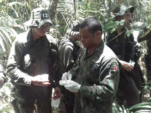 ADSUMUS: Corpo de Fuzileiros Navais utiliza aparelho que auxilia na prevenção da rabdomiólise em treinamentos