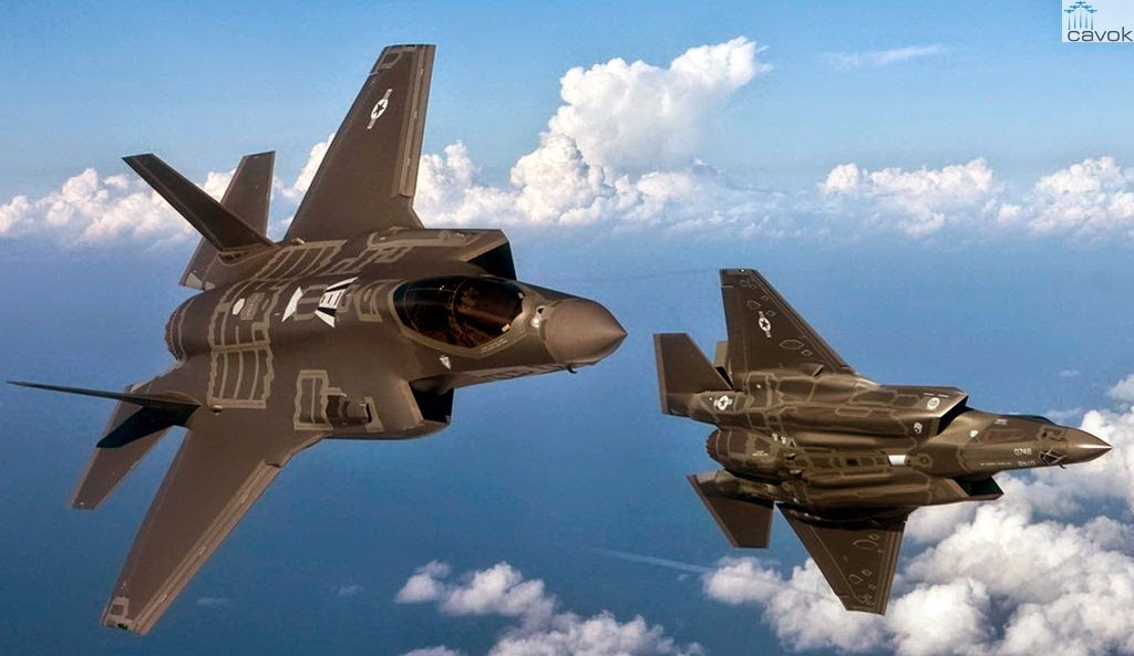 F-35 LIGHTNING II : O  Smart Fighter da Lockheed Martin