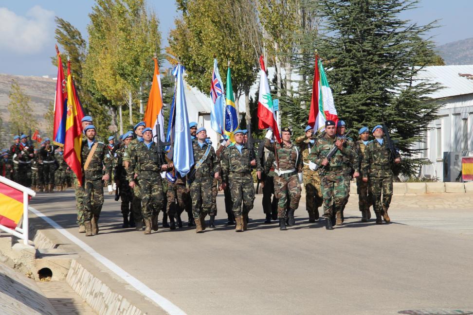 ESPECIAL No front! Militares do Exército brasileiro incorporados à X Brigada Mecanizada espanhola já estão em Marjayún, no sul do Líbano