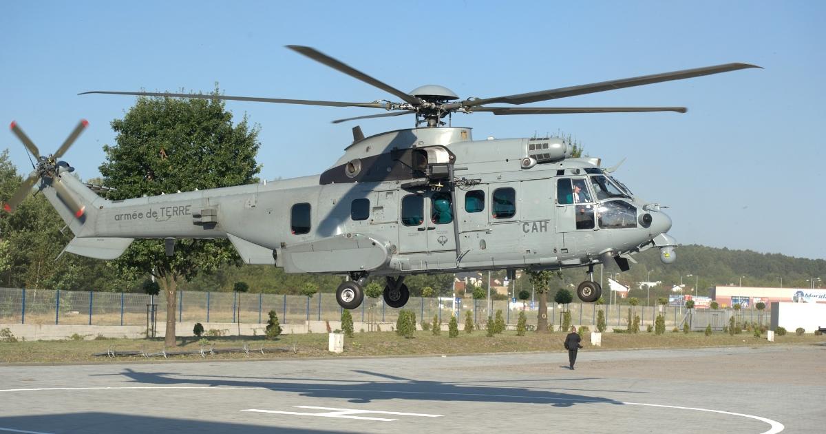 Cingapura  assina contrato com a Airbus Helicopter para a aquisição do H225M Caracal