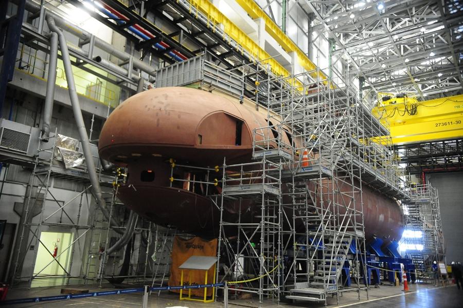 Odebrecht confirma mudanças em seus investimentos na indústria naval, mas garante: 'fica preservado o projeto dos submarinos'