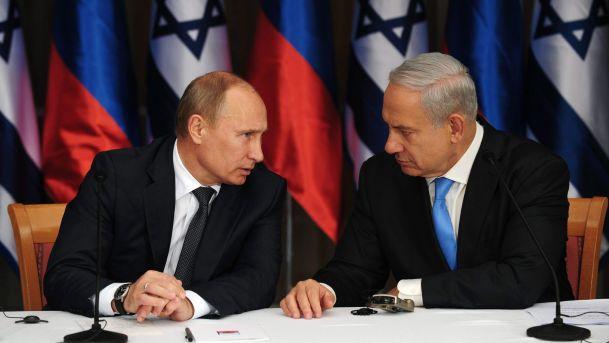 russia-israel