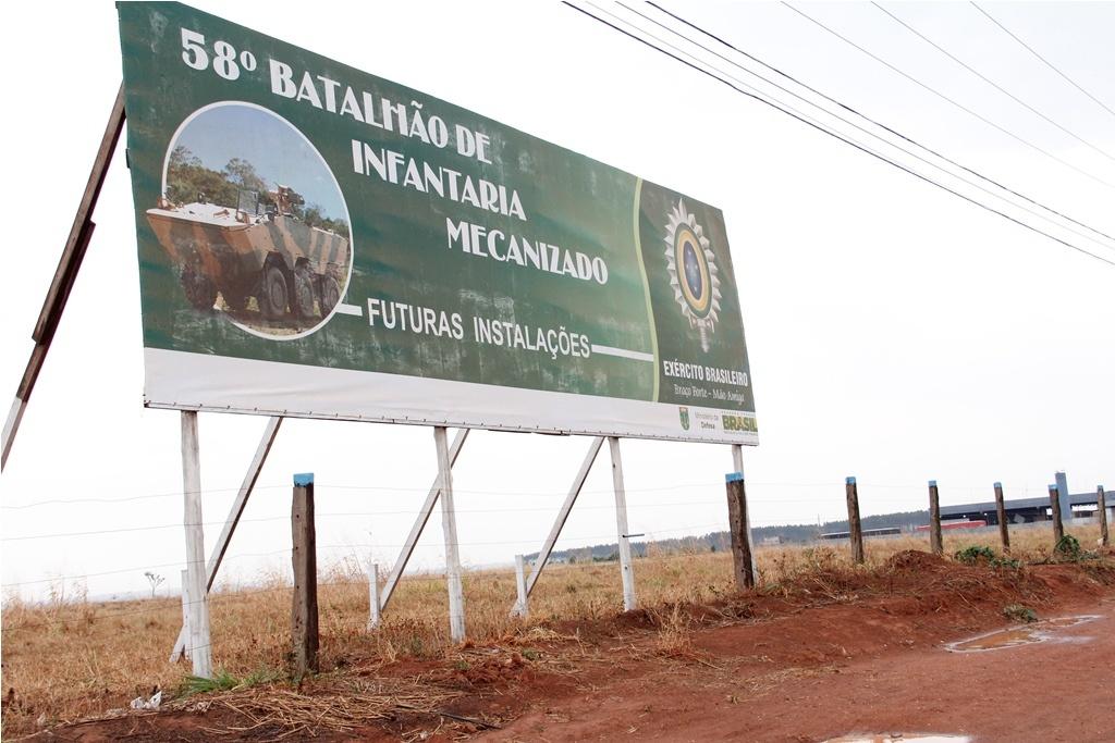 A pouca importância que se dá à defesa das fronteiras: Exército aguarda para o dia 21 projeto do quartel que tenta erguer em Sinop (MT) há mais de 7 anos