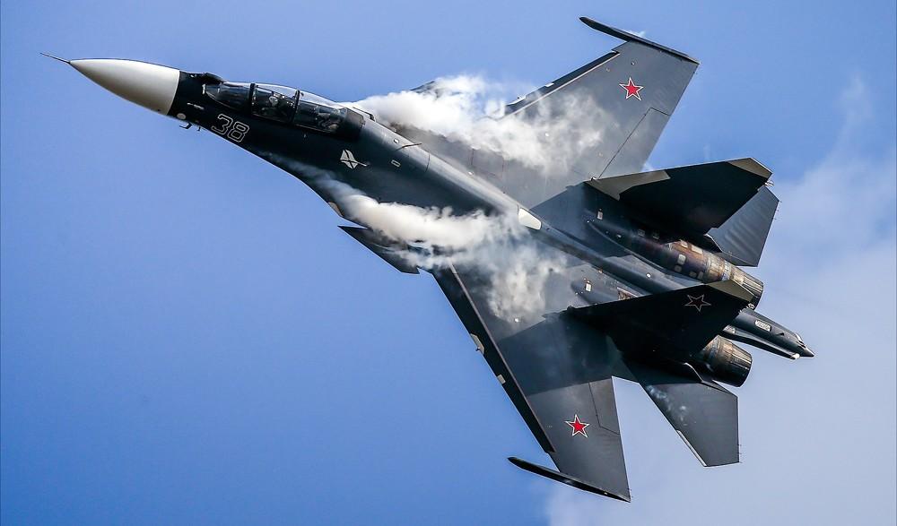 sukhoi-su-30sm-avmf-by-marina-lystseva1-e1443853650993