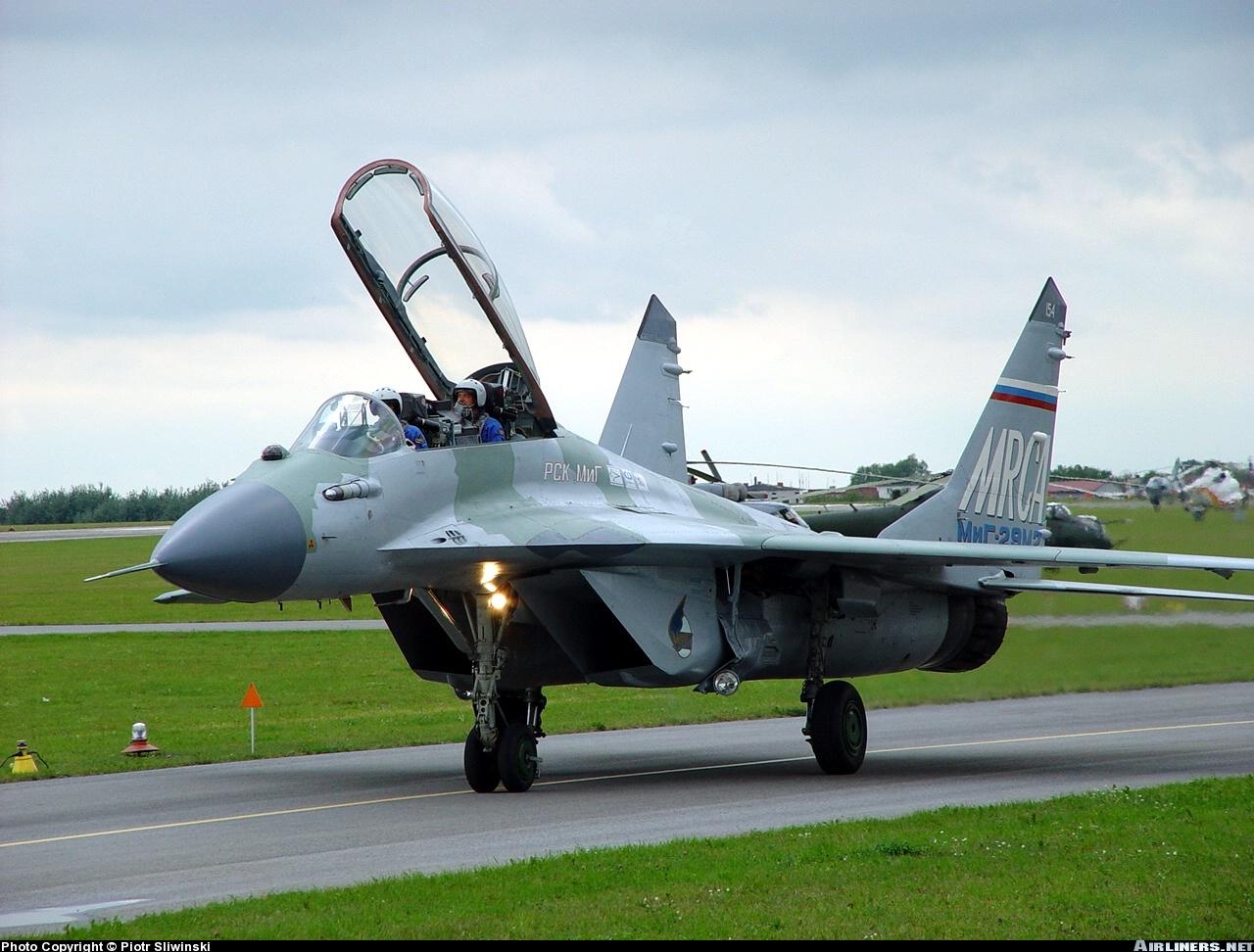 Quando a Venezuela quase comprou o MiG-29M Fulcrum E