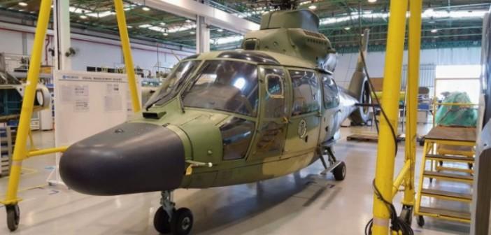 Helibras busca exportação para manter operação no Brasil