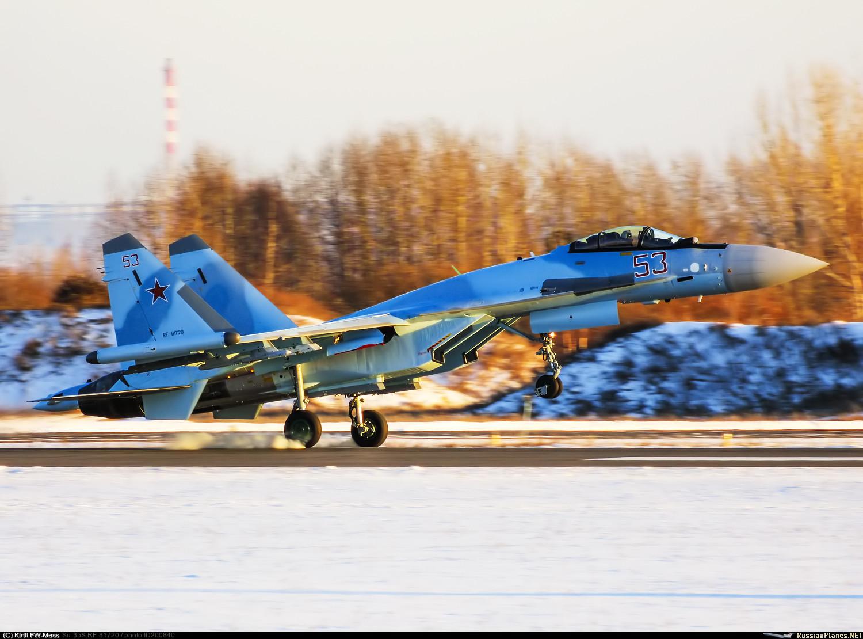 Entregas de aviões de combate nas Forças Armadas Russas em 2016
