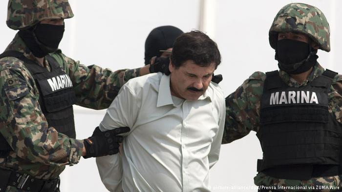 América Latina: México extradita El Chapo para os Estados Unidos