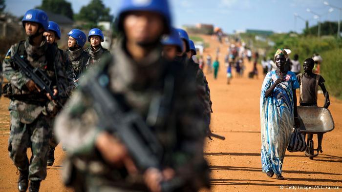 ÁFRICA: China busca mais que matéria-prima