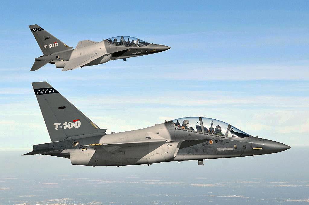 Raytheon abandona programa bilionário da USAF