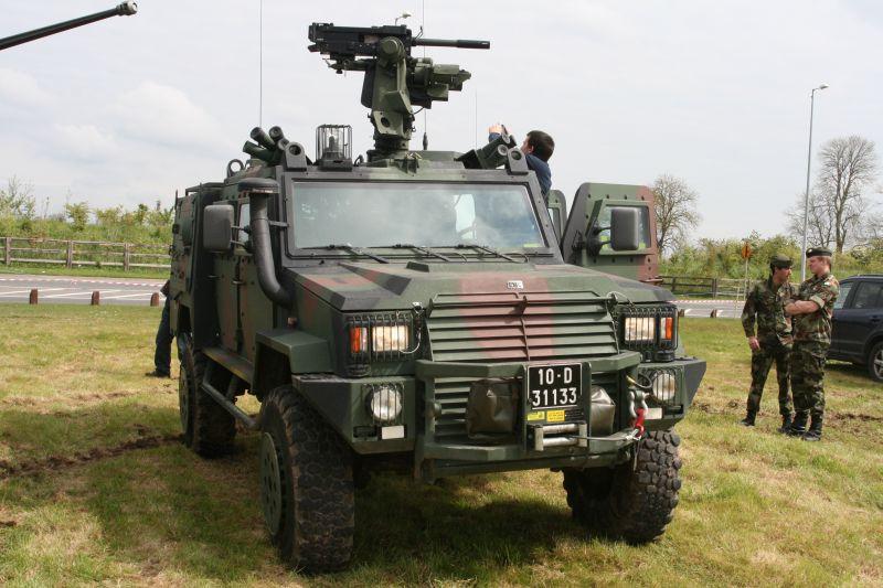 Namíbia compra blindados RG32M LTV da BAE Systems