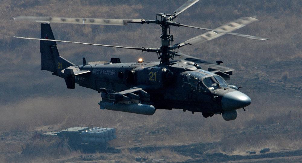 AHX-BR:  KAMOV  KA 52 B - HOKUN