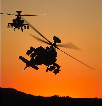 Trump assinará nova ordem para o uso de helicópteros de ataque e artilharia contra ISIS na Síria