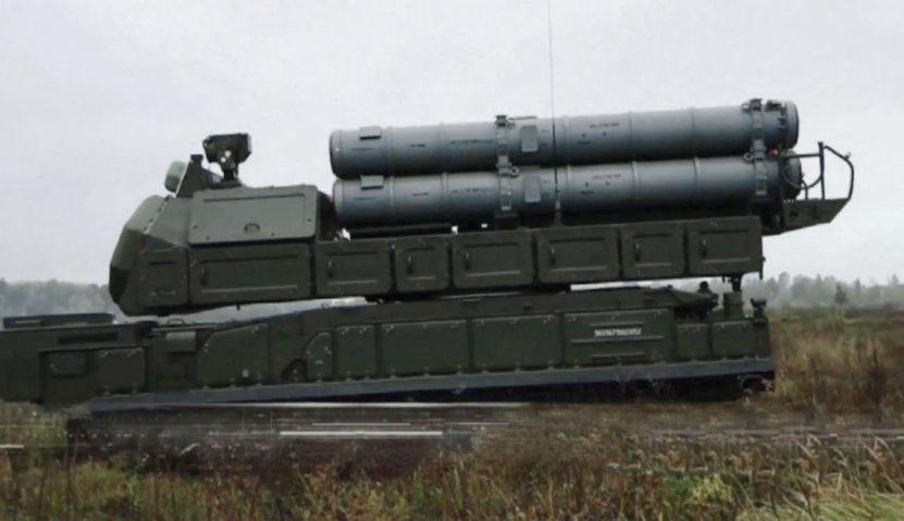 BUK M3 para exportação